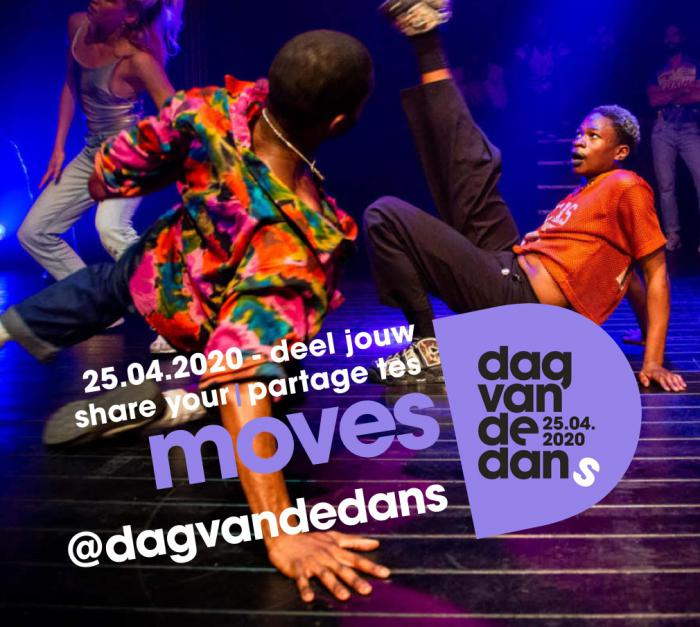 Share your moves (Dag van de Dans)